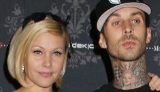Travis Barker and Shanna Moakler in epic fight over pedophile