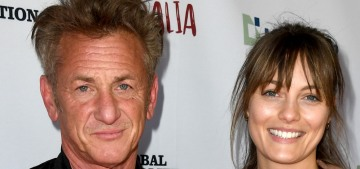 Sean Penn married Leila George after he 'won her back, he worked hard to get her back'