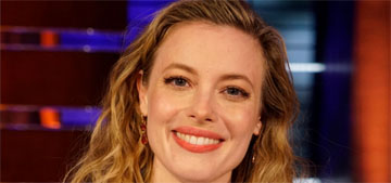 Gillian Jacobs has never had alcohol, decided 'at a very young age' not to drink