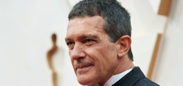 Antonio Banderas tested positive for the coronavirus on his 60th birthday