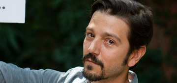 Diego Luna: I have benefited my whole life from the system