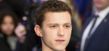 Tom Holland and his girlfriend went golfing, posted photos of each other