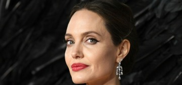 Angelina Jolie wants the private judge thrown off of her divorce case, for good reason