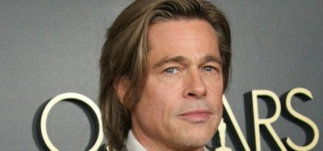 Page Six's 'source': Angelina Jolie is just mad that Brad Pitt is winning the divorce