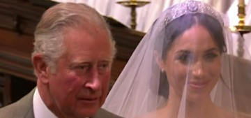 FF: Prince Charles saw Duchess Meghan as a 'sassy, confident, beautiful American'