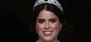 FF: Duchess Meghan really did tell people she was pregnant at Eugenie's wedding