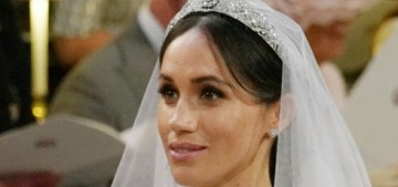 FF: Duchess Meghan never, ever demanded any tiara & she loved her bandeau tiara