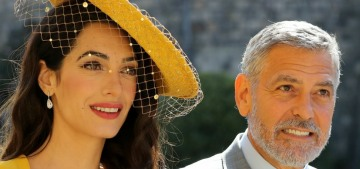FF: George & Amal Clooney's connection to the Sussexes was through Harry