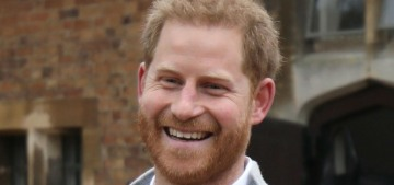 FF: Prince Harry didn't want his home filled with staff like William's home