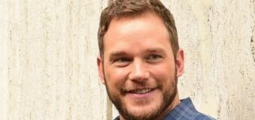 Chris Pratt left the UK set of 'Jurassic Park: Dominion' for the birth of his daughter