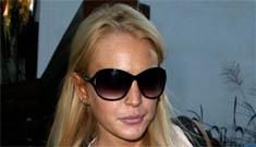 Audrina Patridge burglars also suspected of robbing Lindsay Lohan's house