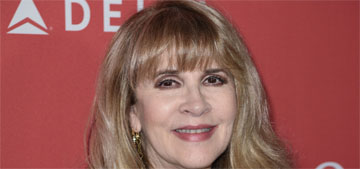 Stevie Nicks: 'What's going on in our country now is a real American Horror Story'
