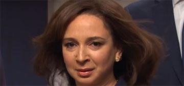 Maya Rudolph on Joe Biden picking Kamala Harris: 'oh sh-t'