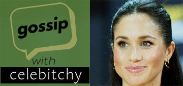 'Gossip With Celebitchy' podcast #63: Finding Freedom was nicer than we expected
