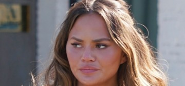 Chrissy Teigen confirms: she did have her implants removed while she was pregnant