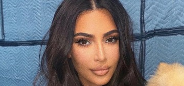 Kim Kardashian has announced the latest conviction she will be working on