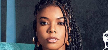 Gabrielle Union: Unless we 'give every part of ourselves to others we're selfish'