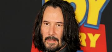 Keanu Reeves praises safety measures on German set of Matrix 4