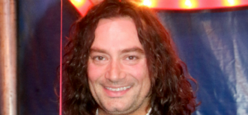 Constantine Maroulis of American Idol bragged about his RHONY conquests
