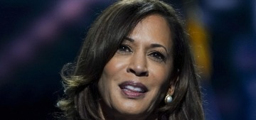 Senator Kamala Harris accepts the nomination for vice president of the United States