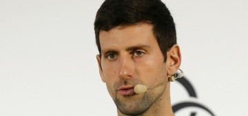 Novak Djokovic is okay with vaccines in general, he just doesn't want them personally