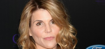 Lori Loughlin: 'I went along with a plan to give my daughters an unfair advantage'