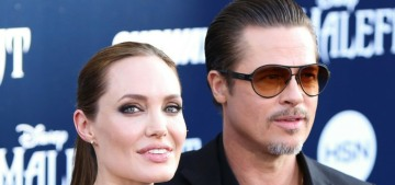Page Six: 'Sources' close to Brad Pitt claim Angelina doesn't want the divorce to end