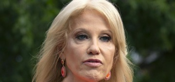 Kellyanne Conway quits White House job after her daughter's tweet-accusations