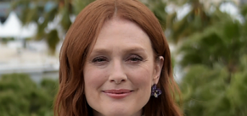 Julianne Moore & Bart Freundlich celebrate anniversary by telling each other they stink