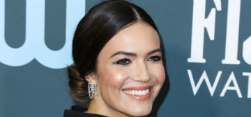 Mandy Moore: You couldn't pay me money to go back to my 20s