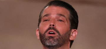 Even legit news sites wonder if Don Trump Jr was 'coked out of his mind'
