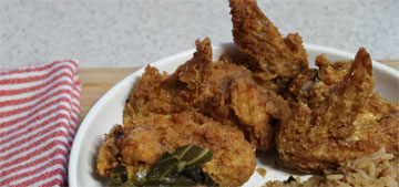 Recipes to try during lockdown including Southwestern fried chicken