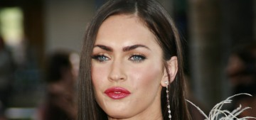 Megan Fox: 'I was just stranded in open water on my own for so long'