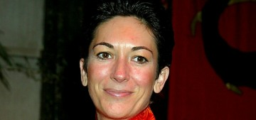 Ghislaine Maxwell won't be moved into general population, she has to stay in solitary