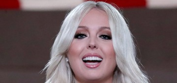 Tiffany Trump cosplays Ivanka to get daddy's attention at the 2020 RNC