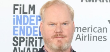 Jim Gaffigan to Trump supporters: 'He's a traitor & a con man, deep down you know it'