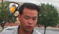 Jon Gosselin claims his black eye is from the kitchen cabinet