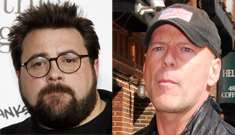 """Kevin Smith allegedly calls Bruce Willis a """"F'ing Dick"""""""