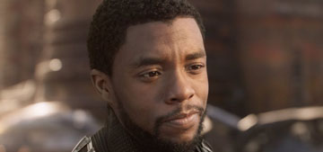 Denzel Washington paid for Chadwick Boseman to attend a drama program at Oxford