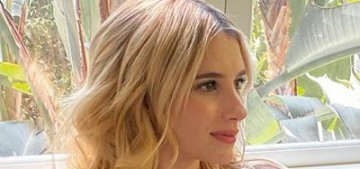 Emma Roberts confirms her pregnancy with Garrett Hedlund, they're expecting a boy
