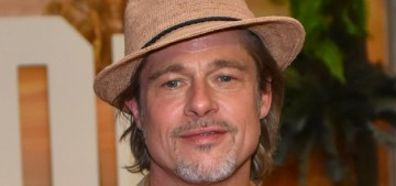 Brad Pitt spoke to People about Chateau Miraval's new rosé Champagne