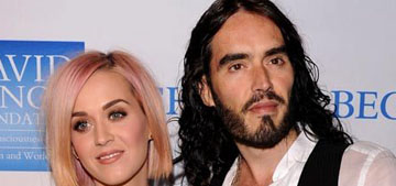 Katy Perry: Russell Brand breakup was 'the first breaking of my idealistic mind'