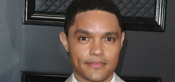 Trevor Noah & Minka Kelly are dating & 'it's a very serious relationship'