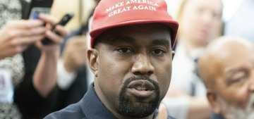 Kanye West denies being 'paid' to run for president: 'I got more money than Trump'