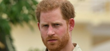 Prince Harry & Meghan volunteered with kids on the anniversary of Diana's passing