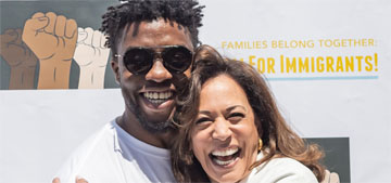 Kamala Harris on Chadwick Boseman: 'He was humble but he walked with magnificence'
