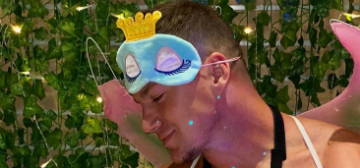 Channing Tatum dressed as a fairy is the best promotion for his kids' book