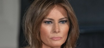 Melania Trump regularly used private email accounts for First Lady work