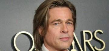 Us Weekly: Brad Pitt 'just doesn't care if Angelina is going to lash out' lol