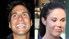 Joe Francis beats Playboy Playmate, gets punched by Brody Jenner